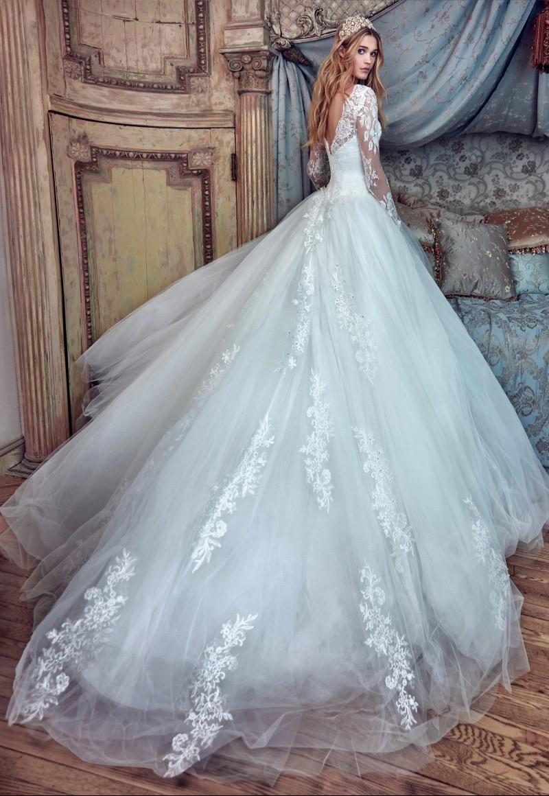 Фото платья - Corina back web 2 - Blanche Moscow