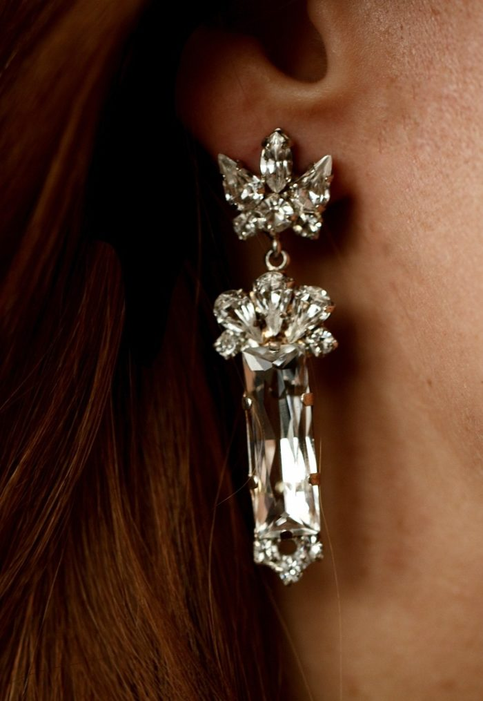 Keren Wolf Earrings