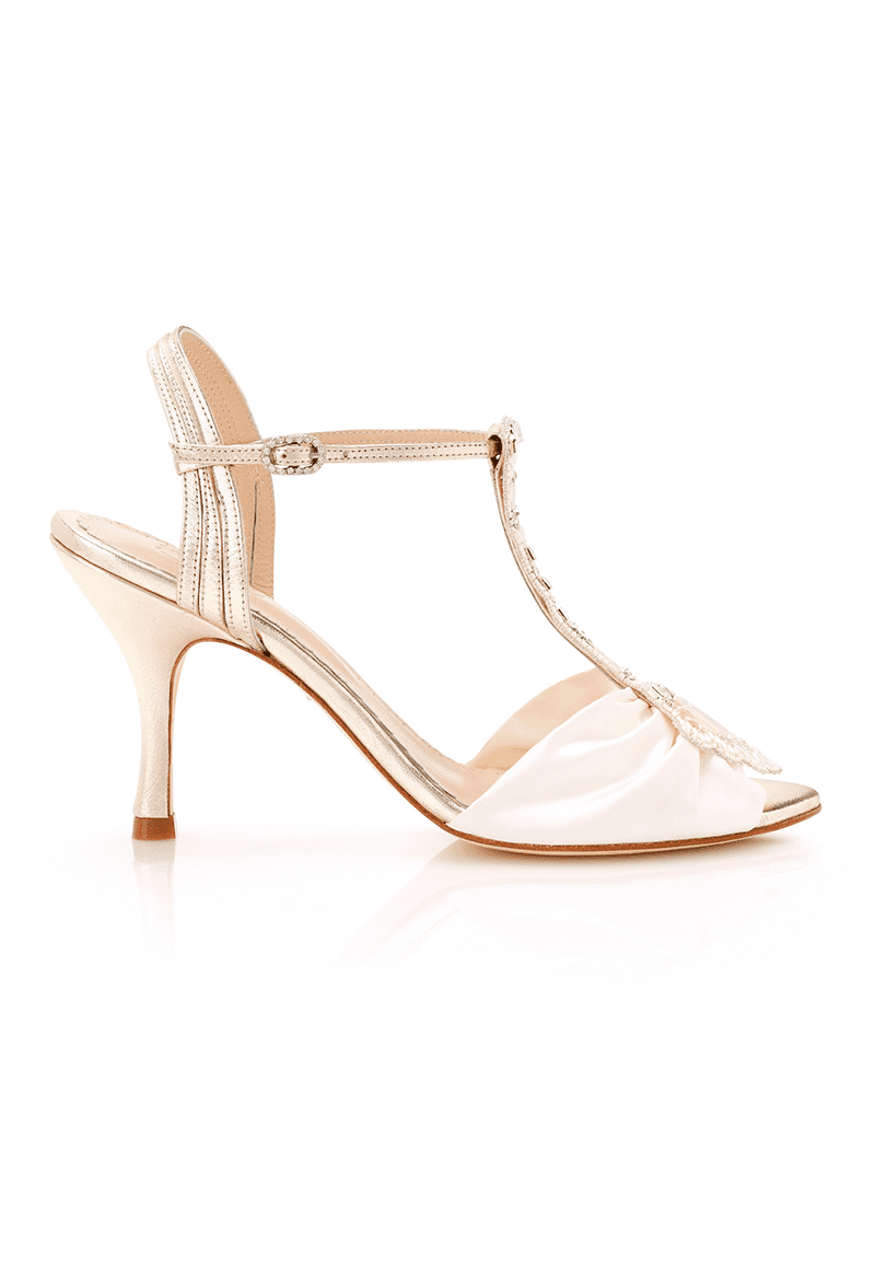 Фото Emmy London Ivy Gold - Blanche Moscow