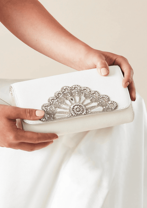 Emmy London Cinderella Opera Clutch
