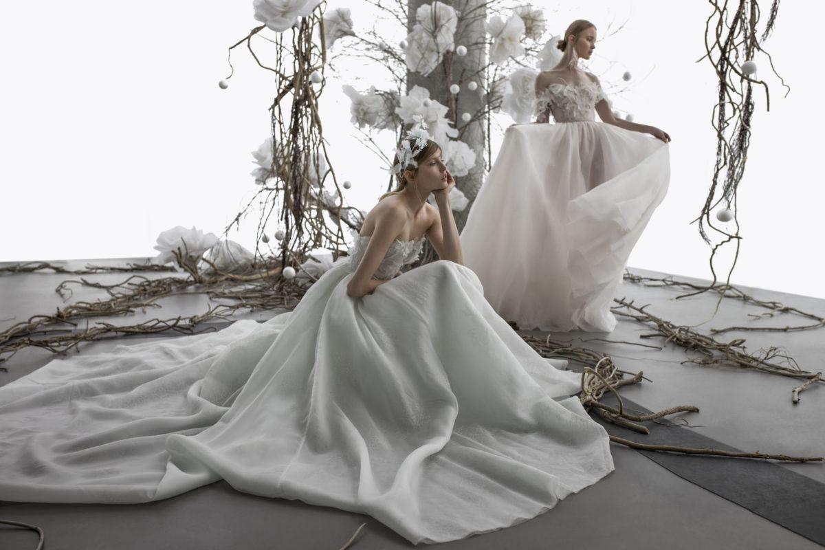 Платье Amelia от Mira Zwillinger