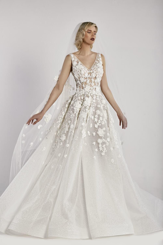 Платье 5212 от Gatti Nolli