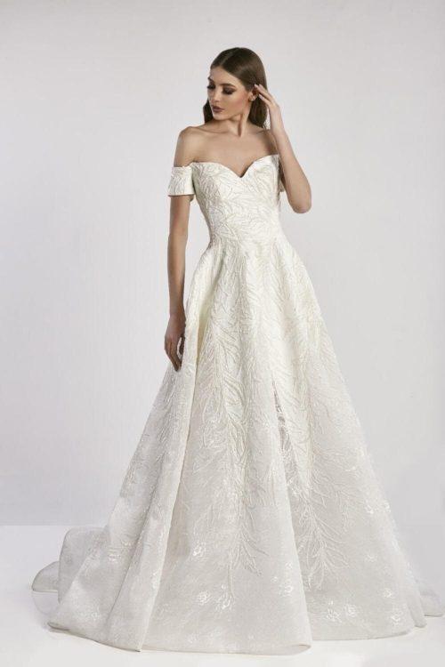 Платье 5066 от Gatti Nolli