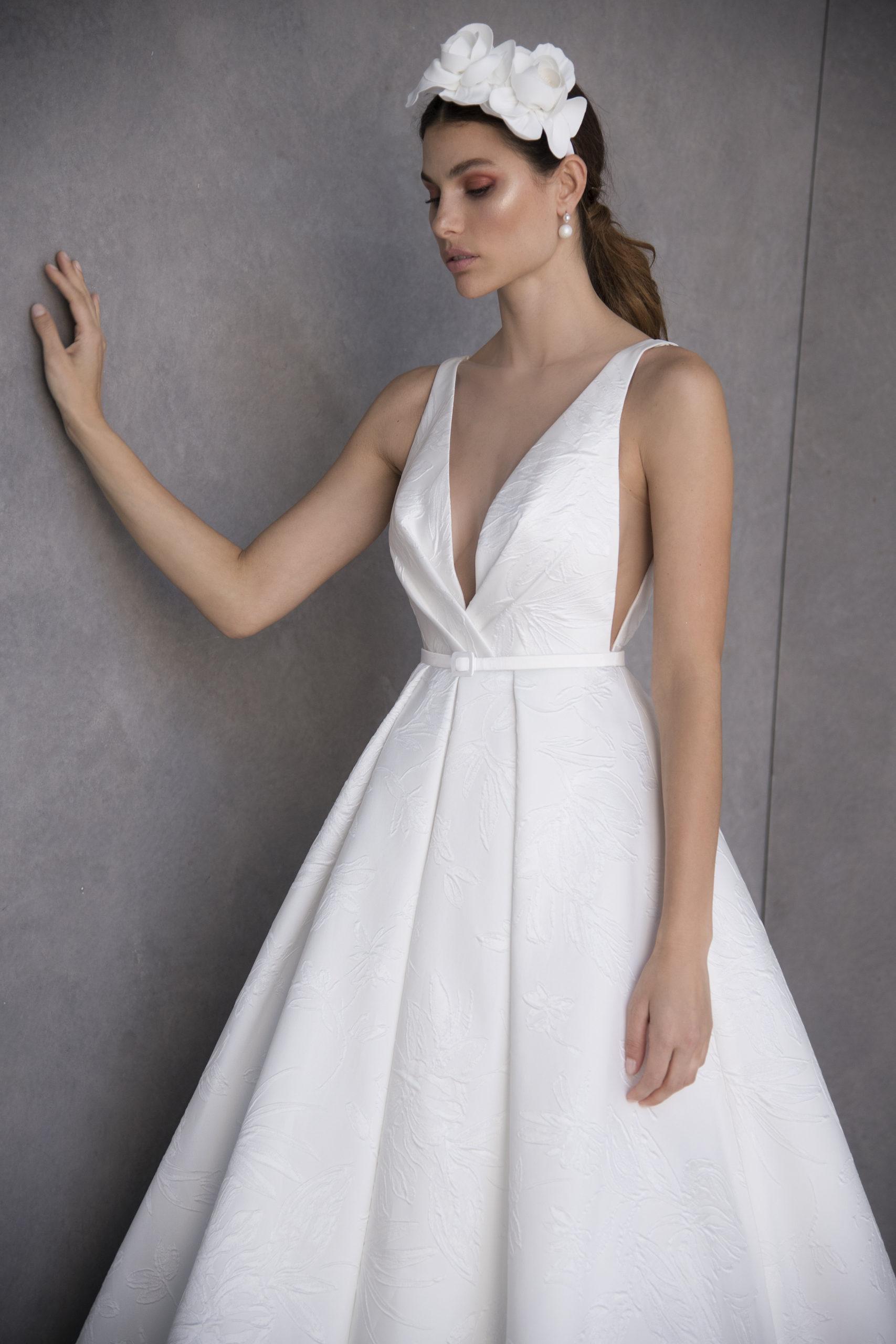 Платье E0712 Capture от Valentini