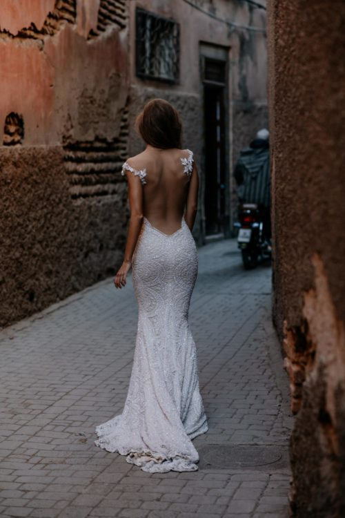 Фото платья - DSC 6426 2 1440x2160 1 - Blanche Moscow