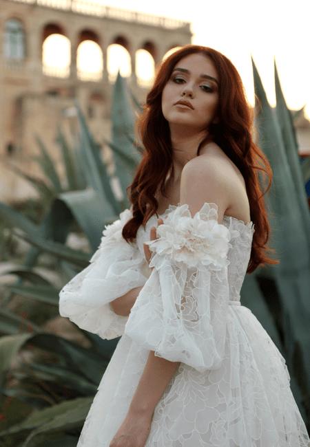 Свадебное платье Е 0727M
