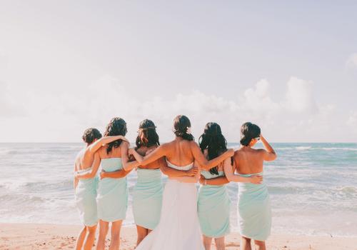 Свадьба по-гавайски