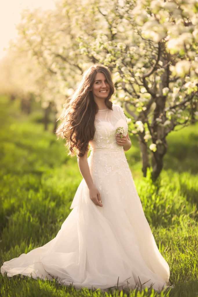 Свадебный момент