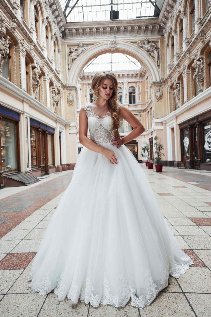 Свадебная невеста
