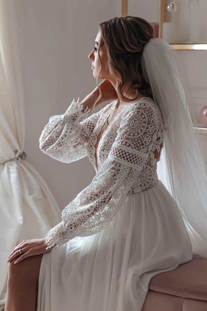 Свадебная девушка