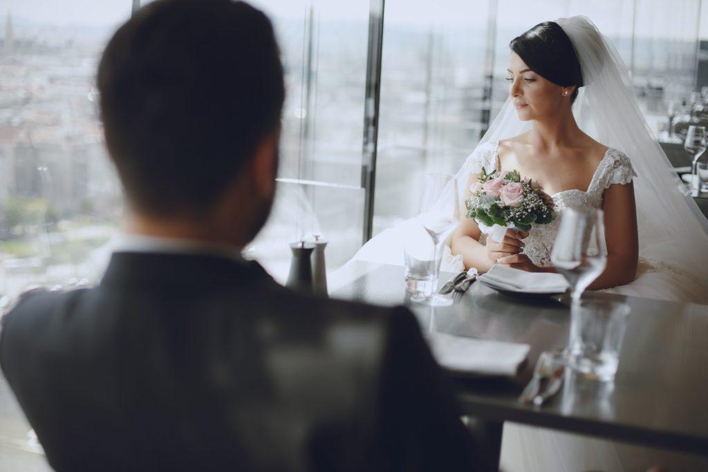 Фото Свадьба для двоих - Blanche Moscow