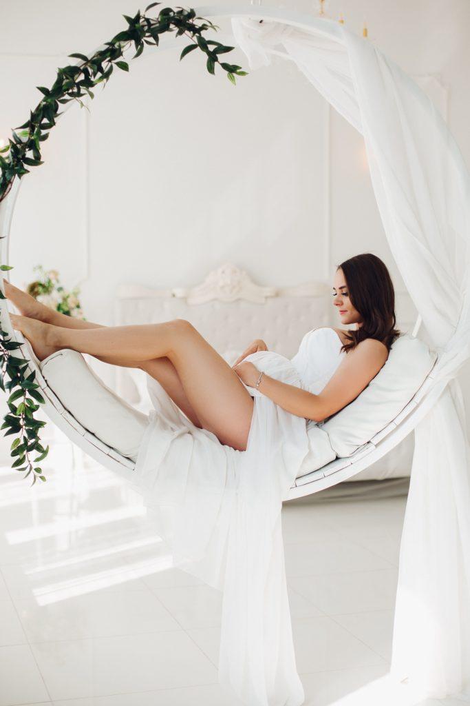 Фото Свадебные платья для беременных 2021 - Blanche Moscow